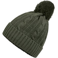 ProClimate Waterproof Thinsulate Cableknit Hat