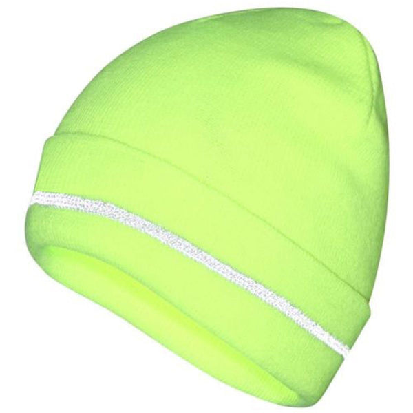 Proclimate Hi Vis Thinsulate Beanie - Orange & Yellow