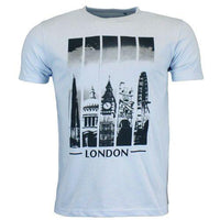 Mens London Short Sleeve T-Shirt