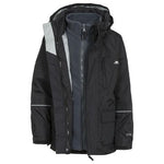 Kids Trespass Prime II Waterproof and Windproof Jacket