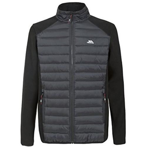 Trespass Men's Saunter Fleece Hybrid Jacket