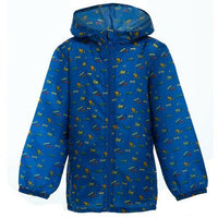 Boys Printed Rain Mac