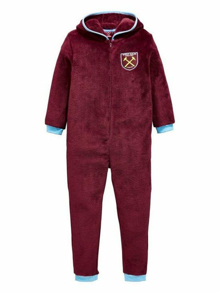 Kids West Ham Onesie / Jumpsuit