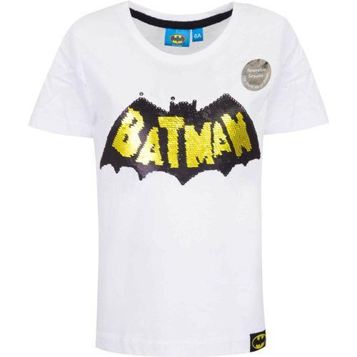 Boys Batman T-shirt with reversible sequins