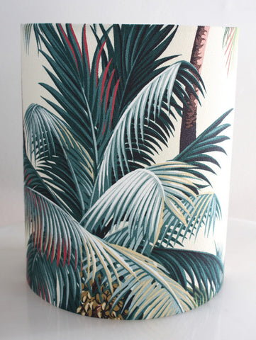 palm tree small lampshade