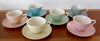 vintage retro tea set/SOLD