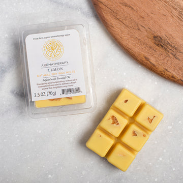 Lemon Wax Melts