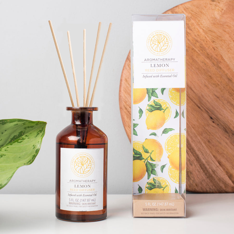Lemon Reed Diffuser