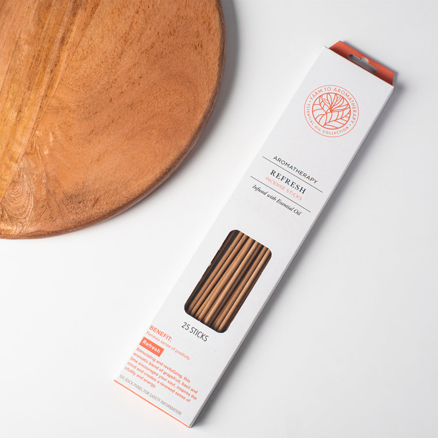 Refresh Incense Sticks
