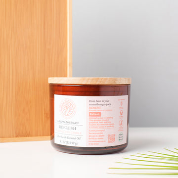 Refresh Scented Candle
