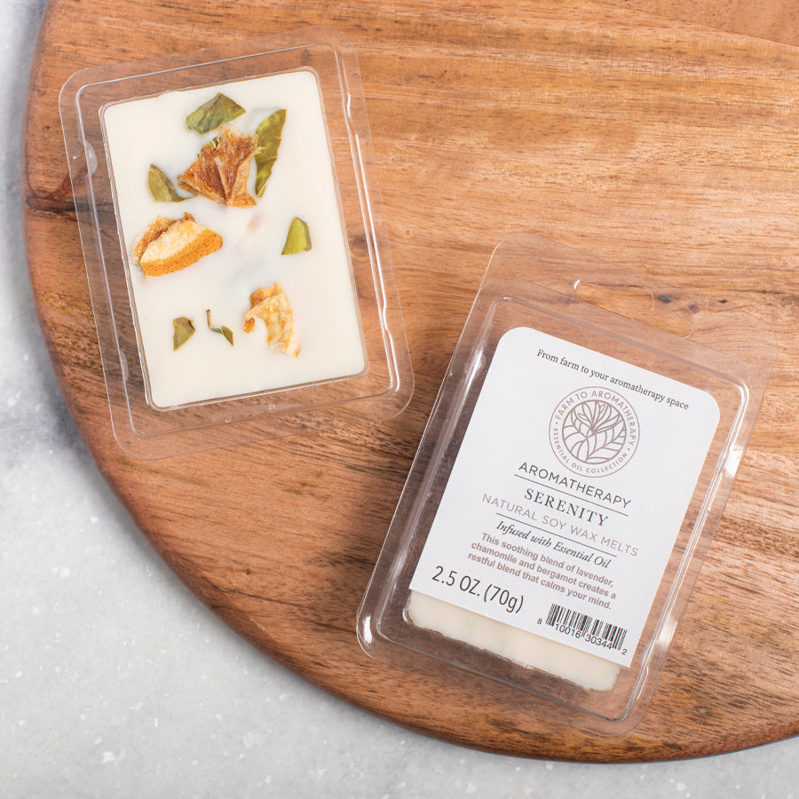 Serenity Wax Melts