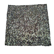 Load image into Gallery viewer, Chainlink Sequin Pocket Square