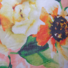 Load image into Gallery viewer, Sheer Floral Pocket Square - Spring Collection