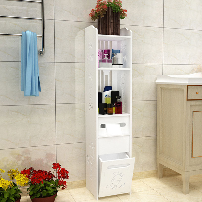 Incredible Fashion Modern Floor Standing Toilet Cabinet Folding Bathroom Storage Rack Washbasin Shower Shelf Corner Cabinet Home Interior And Landscaping Mentranervesignezvosmurscom
