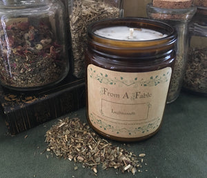 Lughnasadh - Wheel of the Year Jar Candle Collection