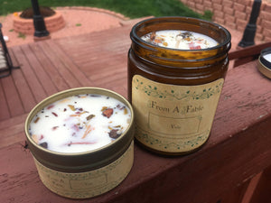 Beltane - Wheel of the Year Jar Candle Collection