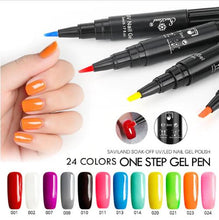 Load image into Gallery viewer, One Step Gel Nail Polish Pen