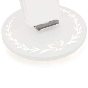 Trendy Wireless Angel Wings Charger