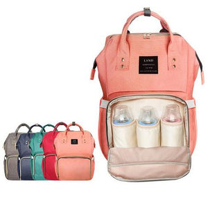 Premium All-In-One Baby Care Bag