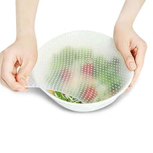 Load image into Gallery viewer, Silicone Seal Multi functional Food Wrap