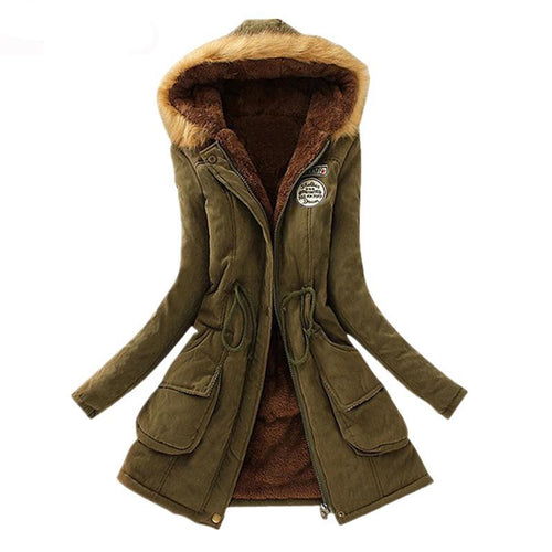 Women Winter Coat/Jacket