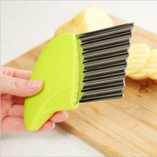Load image into Gallery viewer, Stainless Steel Potato Chips Peeler
