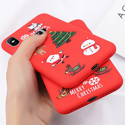 Cute Christmas iPhone Case