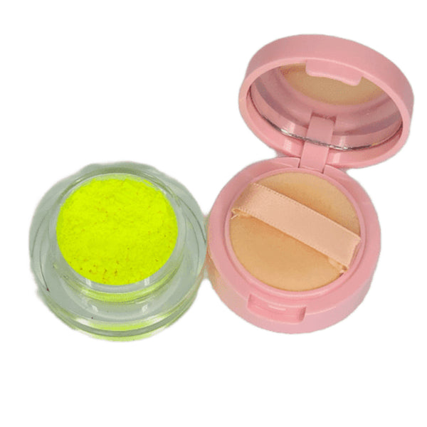 Yellow Neon Eyeshadow Pigment