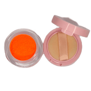 Orange Neon Eyeshadow Pigments
