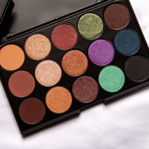 Eyeshadow Travel Size 15 Color Palette
