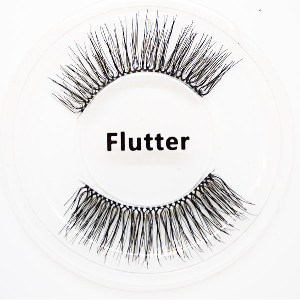 Flutter Eyelashes