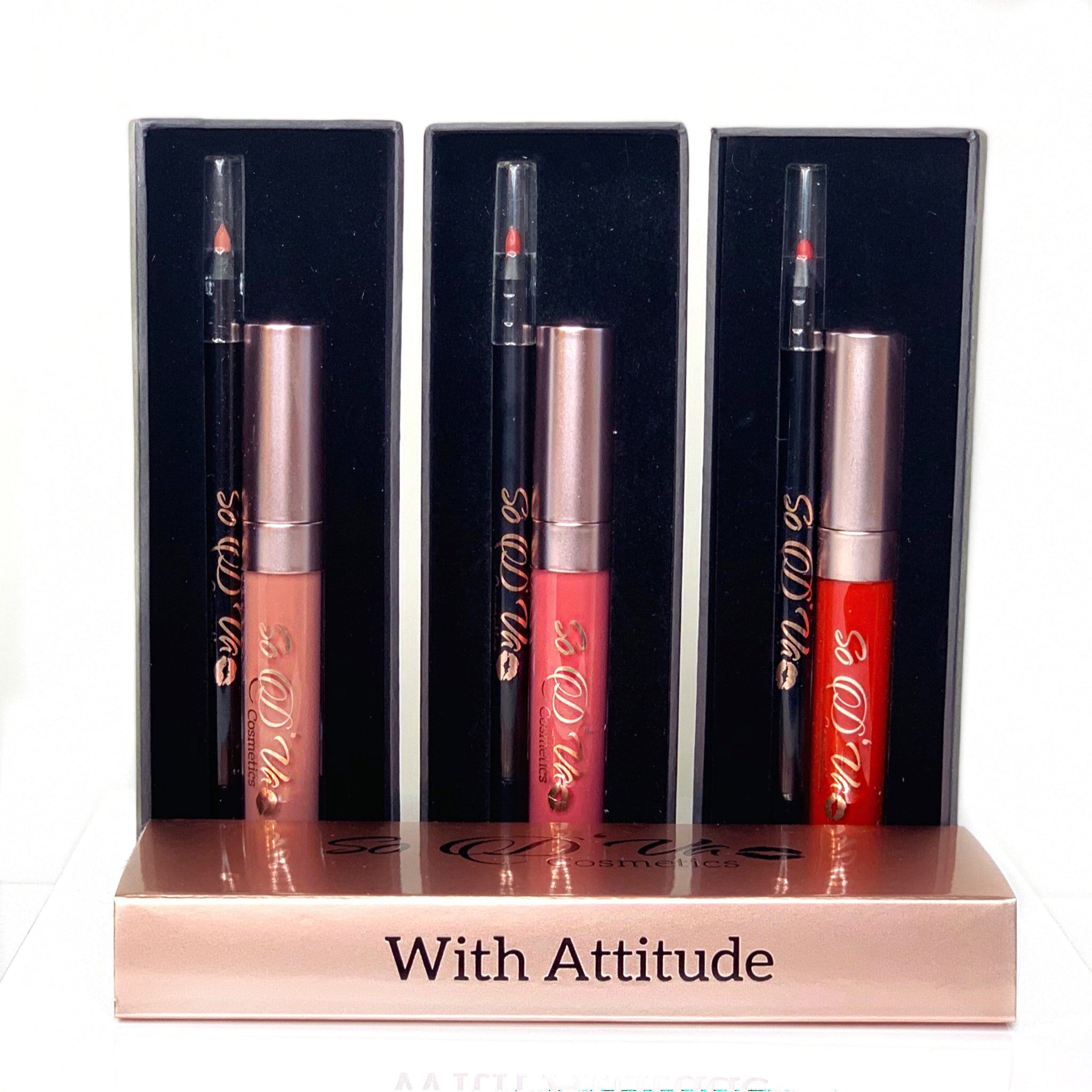 Lip Kit Collection