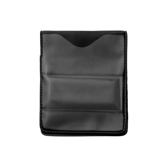 "Speciality Badge Holder, Shielded Magnetic Badge Holder 2.38"" x 3.38"" (60 x 86mm), Two pockets, thickness 0.23 mm front and 0.51 mm back, Color Black - 100/pack"