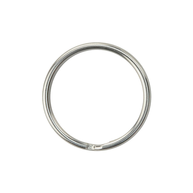 "Attachment, Split Ring 15/16"" (24mm), Heat-Treated Steel Split Rings, Dia 15/16"" (24mm) - Color NPS"