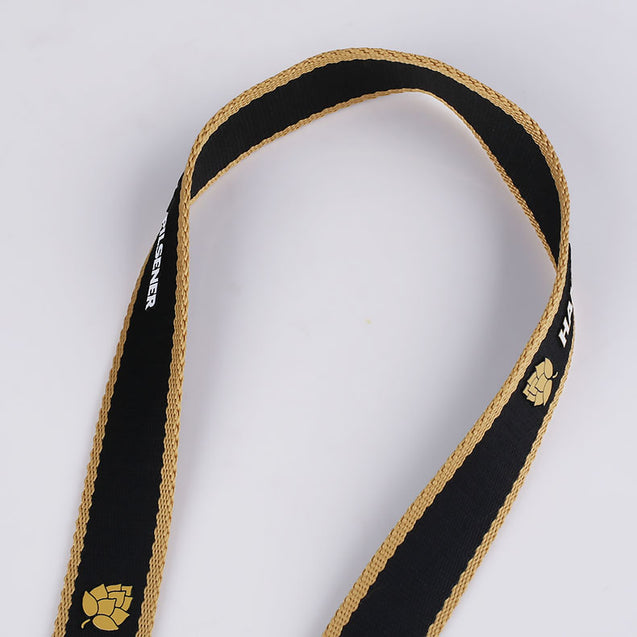 Bottle Opener Silkscreen Lanyard (two color) S1911
