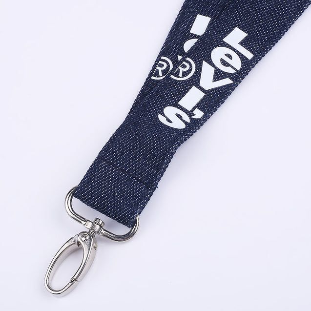 Denim Lanyard O1906