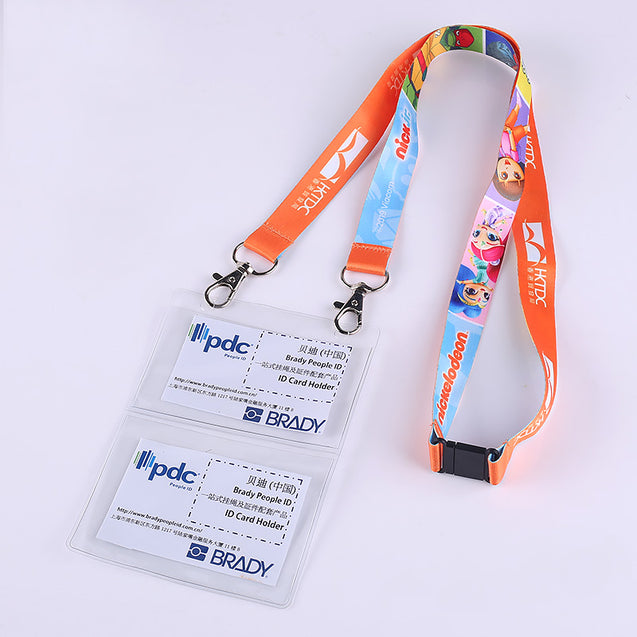 Dye-Sublimation Lanyard D1903
