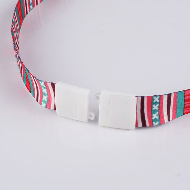 Dye-Sublimation Lanyard D1906