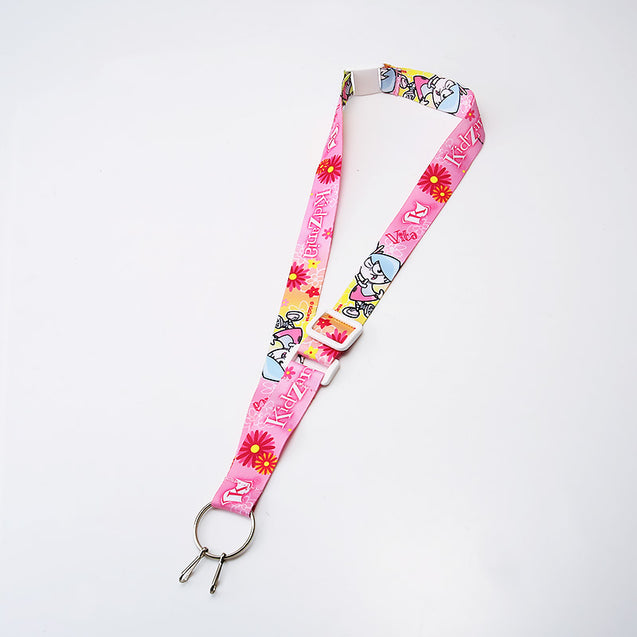 Dye-Sublimation Lanyard D1908