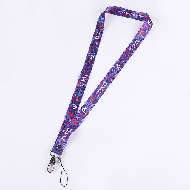 Dye-Sublimation Lanyard D1913