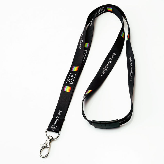 Dye-Sublimation Lanyard D1917