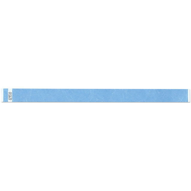 "Tytan-Band Wristband Tytan Band® 3/4"" NTS - 500/pack"