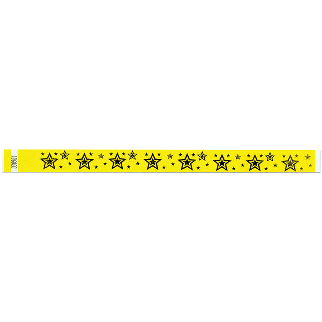 "Expressions® 3/4"" - Nature Inspired STAR EXPLOSION NTX91 - 500/pack"