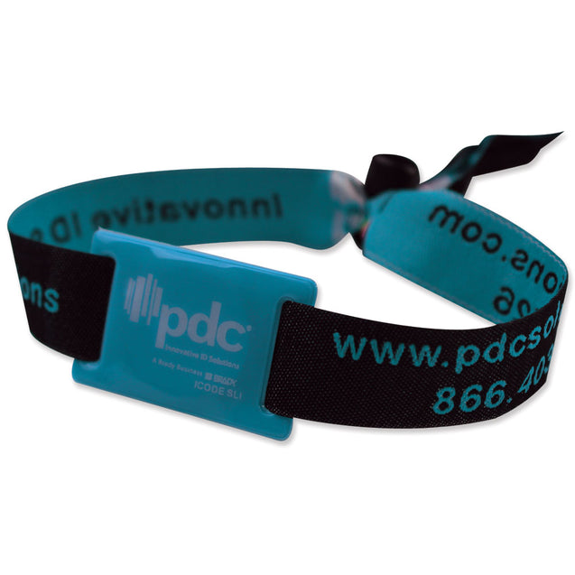 PDC Smart Smart Woven Wristbands RC - 500/pack