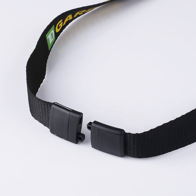 Silkscreen Lanyard with Reel S1908