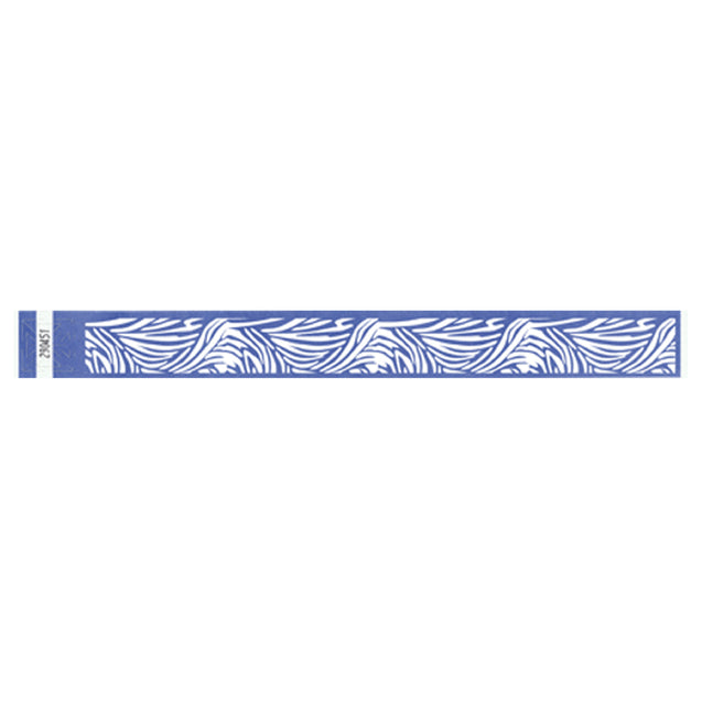 "Expressions® 1"" ZEBRABAND TX21 - 500/pack"