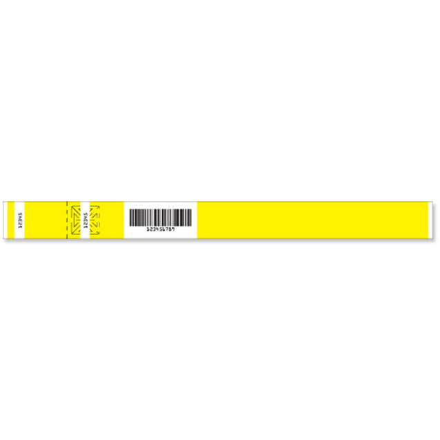 "TicketBand® TicketBand Plus -Pull-off tabs (11-1/2"" L) TXP - 1000/pack"