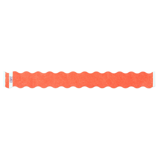 Tytan-Band Wristband Tytan Band® Wave TYW - 500/pack