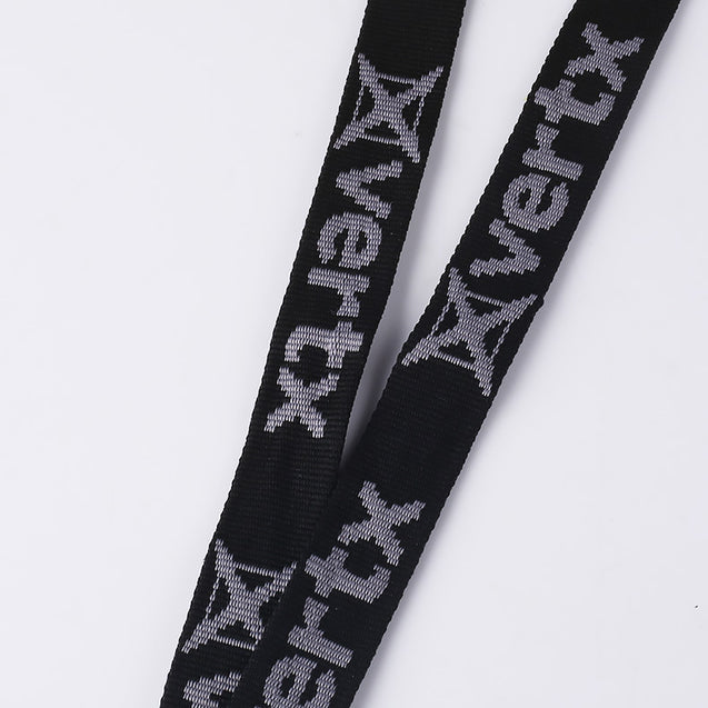 Two-side-logo Lanyard W1906