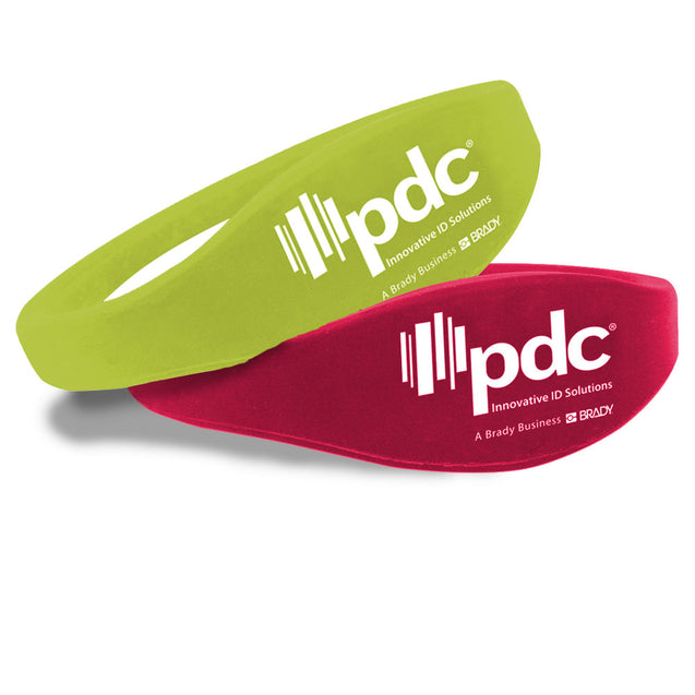 PDC Smart Smart Rewearable RFID Wristbands RWXX - 250/pack